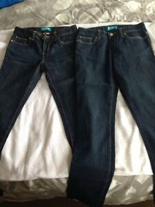 2 Pair of Brand New Girls Old Navy Jeans