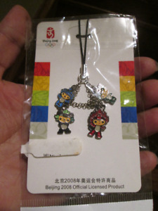 Phone Charm Olympic Games Beijing