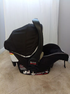 Britax B Car Seat & UAS Base