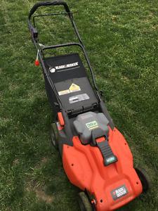 Black & Decker Lawn Mower