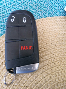 Dodge Journey key fob -  used.