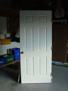 REDUCED FOR THE THIRD TIME:   House entry doors for sale Kawartha Lakes Peterborough Area image 1