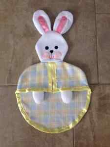 Yellow Fisher Price Bunny Security Blanket Replica