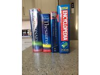 Oxford dictionary - set of 4 books