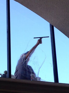ACCURATE WINDOW CLEANERS-EAVESTROUGH CLEANING-519-719-1800 London Ontario image 1