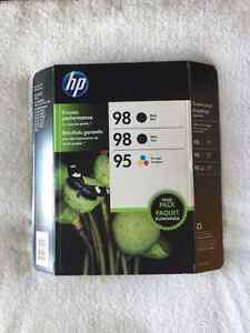 HP Ink Cartridge Pack of Two - BRAND NEW