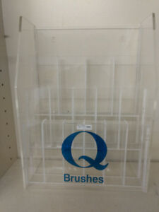 Paint Brush Holder Display