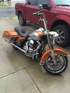 Almost New Harley Davidson FLHR Road King Touring