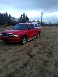 1999 Dodge Dakota Pickup Truck SOLD