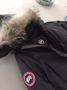 SMALL Canada Goose Chilliwack Bomber