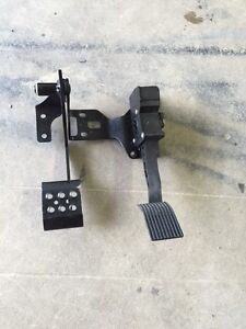 Polaris Ranger throttle and brake pedals Strathcona County Edmonton Area image 1