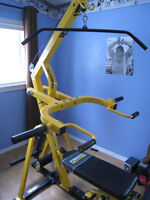 POWERTEC LeverGym - Over 20 of the best and most effective clas