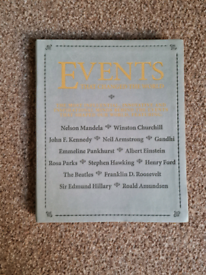 Events that changed the world Book