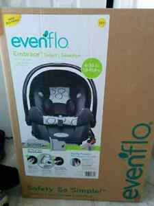 EvenFlo embrace select car seat brand new in box