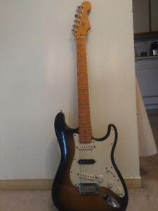 Fender Strat Plus Deluxe  American - 50th Anniversary Edition