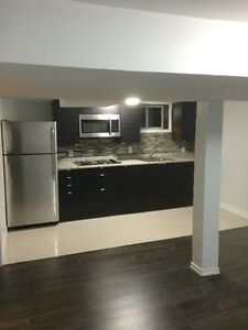NEW!!! 2-Bedroom in Quiet Neighbourhood (Dufferin/Eglinton)