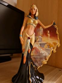 Cleopatra figurine