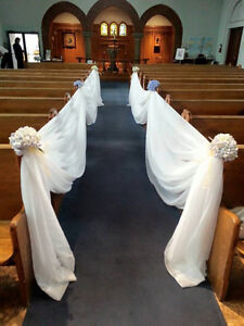 Chair Covers, Linens, & Decor for Weddings/Events Cambridge Kitchener Area image 7