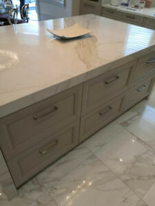 Highest quality of Granit and Quartz for Countertop