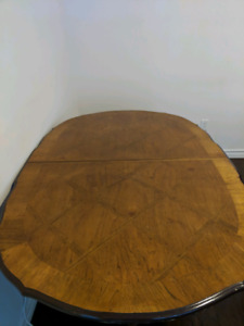 Dinner  table with leaf $200