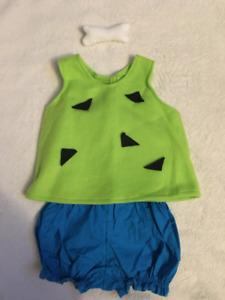 The Flintstones Pebbles Infant/Toddler Costume - Halloween