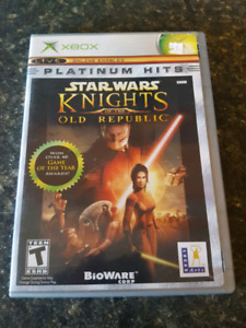Star Wars Knights of the Old Republic for Xbox