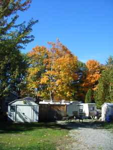 Trailer Site for Rent - RV or Motorhome or Tent Trailer