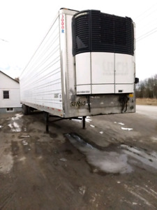 53FT REFRIGERATED CARGO TRAILER