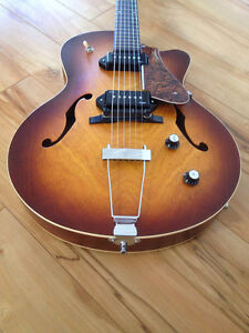 Godin 5th Avenue Kingpin II with P90s
