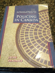 Introduction to Policing in Canada
