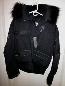 NEW MENS KRIZIA ITALY LIMITED EDITION GOOSE JACKET SIZE M- L