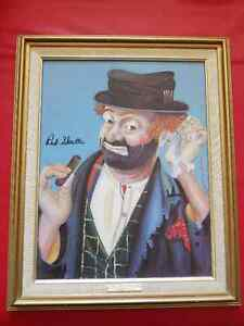 "Red Skelton ""The Philosopher"", ""Clown Alley"" and ""Pledge"" SIGNED"