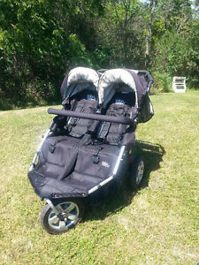 Tike Tech Double Stroller