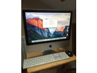 """Quick Sale iMac 20"""" good condition and specs £260"""