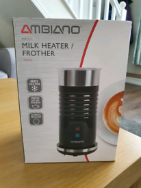 Ambiano milk heater / frother