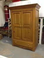Display Hutch Cabinet or TV Cabinet