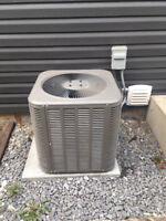 Central air conditioning $2000.00