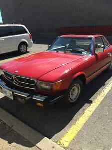 Amazing Condition 1980 Mercedes-Benz 450SL