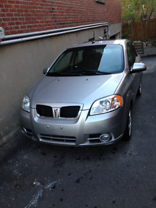 2009 Pontiac G3 Wave Berline