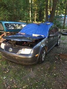 2003 Volkswagen TDI part out