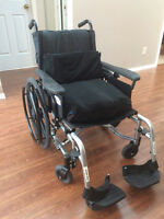 Custom Wheel Chair & Vicair seat cushions