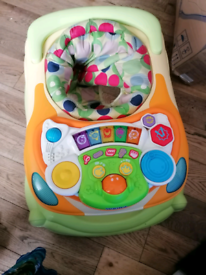 Baby walker 2in1 from 6m+musical activity centre.