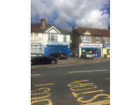 1 BED GROUND FLOOR FLAT: MAWNEY RD ROMFORD RM7 7HL (NO DSS CALLING)