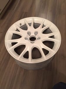 Mags 17'' Volvo S60 blanc