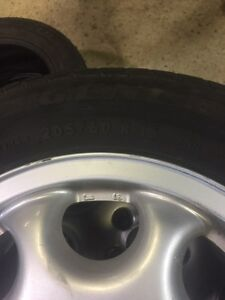 BBS rims for sale with tires