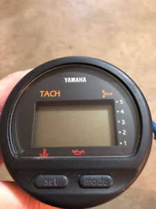 Yamaha Multi Function LCD Gauge