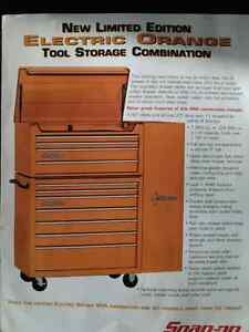 Snap - On Tool Chest for sale