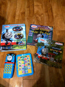 Thomas the Train lot and Master Track sets