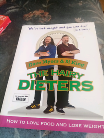 The hairy dieters book