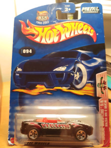 Hot wheels Mazda Miata Mx-5 2003 release